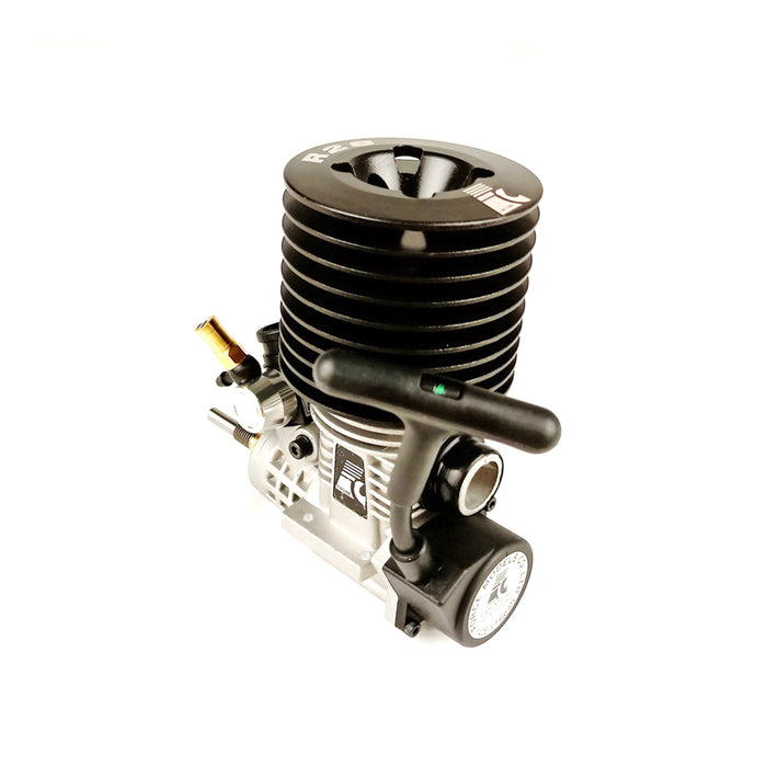 Force FC .28 4.58cc Engine Hand Pull Starter Engine for 1/8 Methanol Fuel RC  Car - stirlingkit