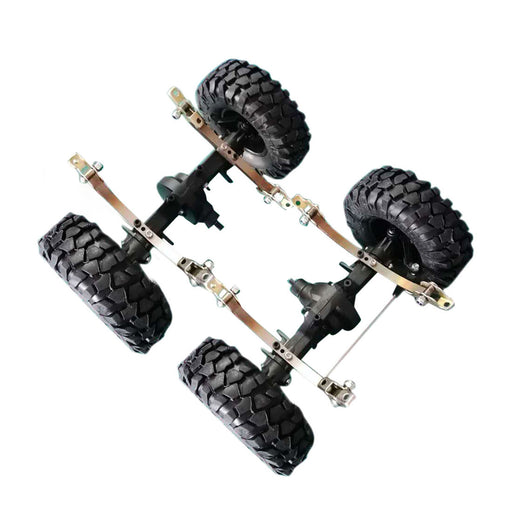 Front Rear Suspension Set for 1/10 Modified Gasoline Nitro RC Model Car - stirlingkit