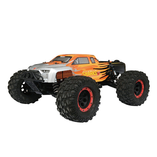 FS Racing 1/8 6s Bigfoot Car 4WD 2.4G High Speed Brushless Remote Control Car with Body ESC Motor - stirlingkit