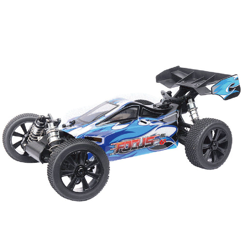 FS Racing 1/8 Off-road Vehicle 4WD High Speed Brushless RC Car with Body ESC Motor 2.4G - stirlingkit