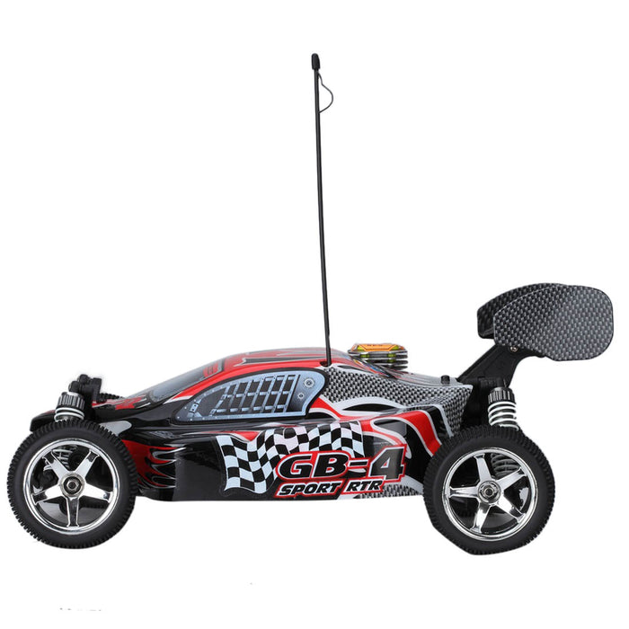 FS Racing 51208 GB-4 Sport RTR 1/10 4WD 2.4G Two-speed Nitro Wireless Off-road Vehicle - stirlingkit
