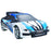 HG-102 Knight 1/10 2.4G High Speed RC Car Remote Control Racing Rally Car - stirlingkit