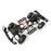 HG-P402 1/10 20km/h 2.4G RC Climbing Car 4WD Off-road Vehicle Bigfoot Truck Roadster - stirlingkit
