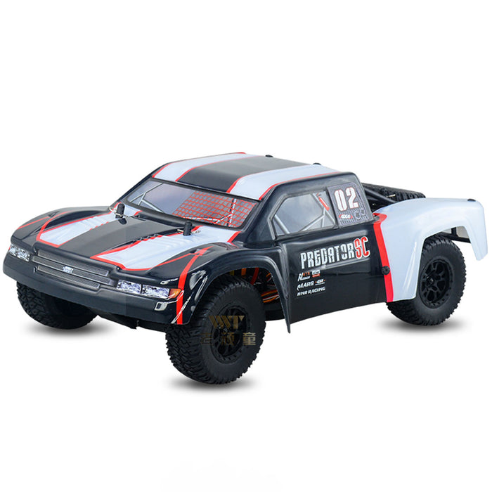 HONGNOR PREDATOR H9805 1/10 80KM/H 4wd Electric Off-road Vehicle RC Racing Car - stirlingkit
