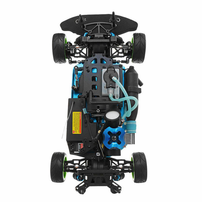 HSP 94102 1/10 60km/h Gas Nitro Powered RC Car On Road Touring Drift Racing Car - stirlingkit