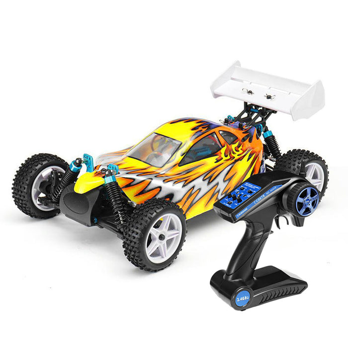 HSP 94107 1/10 4WD 40km/h RC540 Brushed Electric Off Road Buggy RC Car - stirlingkit