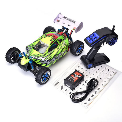 HSP 94107PRO 1/10 4WD 2.4G Electric Brushless RC Car High Speed Off Road Buggy (RTR)