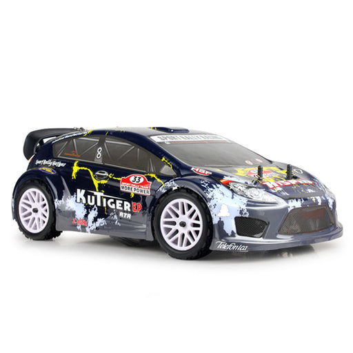 HSP 94118 1/10 4WD 2.4G Wireless Electric Brushed High Speed Rally Racing RC Car - RTR