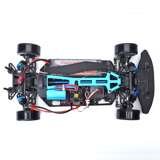 HSP 94123PRO Flything Fish1 1/10  2.4G 4WD Electric Brushless High Speed Drift Car (RTR) - stirlingkit