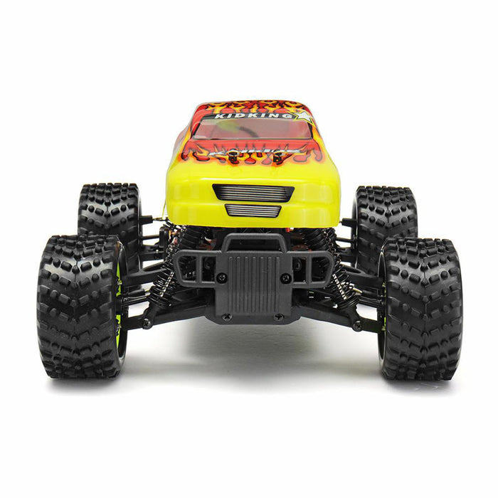 HSP 94186 Kidking 1/16 4WD Brushed Electric Power Off-road Bigfoot Vehicle RC Car - stirlingkit