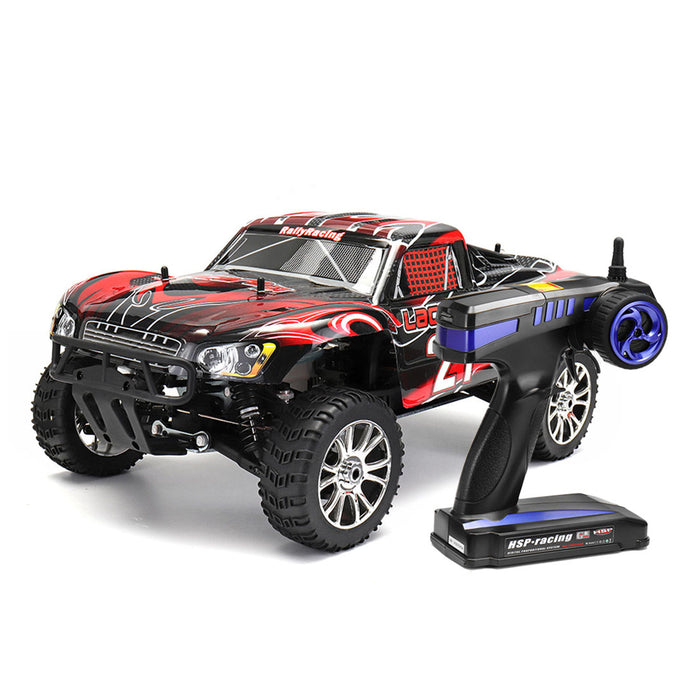 HSP 94763 LACEREA 1/8 4WD SH21 Engine Methanol Powered RC Car Rally Racing - stirlingkit