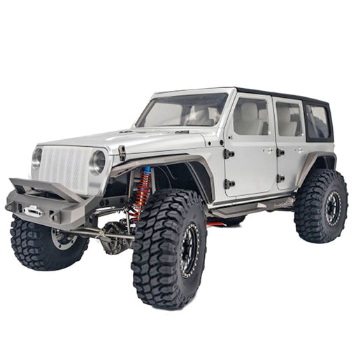 JDMODEL JDM 168 1/10 4x4 4-Speed Electric RC Car Offroad Crawler Vehicle All-metal Model without Electronic Equipment - Stirlingkit