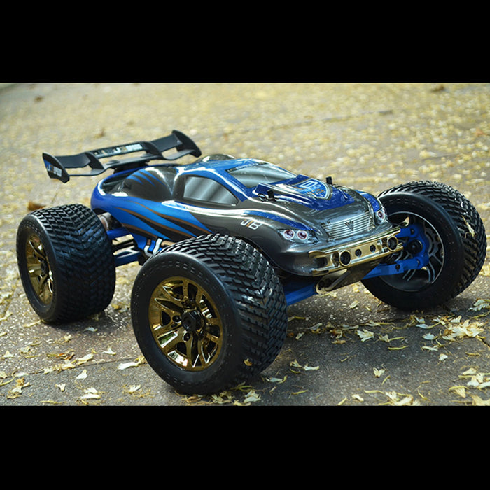 JLB Racing 1:10 J3 Brushless Off-road Truggy RC Car - RTR Version - stirlingkit