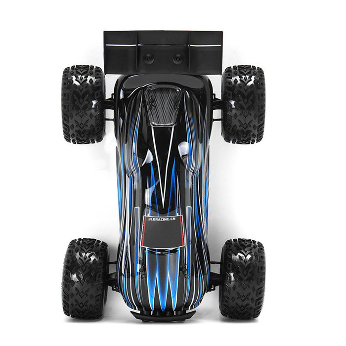 JLB Racing 21101 1/10 4WD Brushless Violence Off-road Vehicle Electric RC Car - stirlingkit