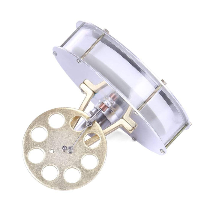 Low Temperature Stirling Engine Model Steam Power Physical Invention Scientific Experiment Toys - stirlingkit