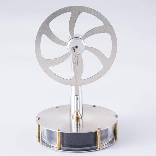 Low Temperature Stirling Engine Solar Energy DIY All-metal Stem Steam Model Kit - stirlingkit