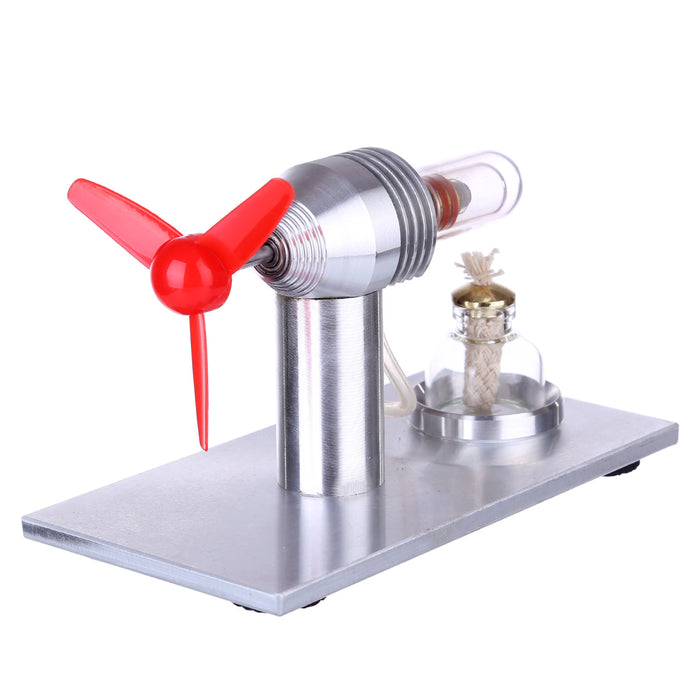 Metal Single Cylinder Stirling Engine Model External Combustion Engine - stirlingkit