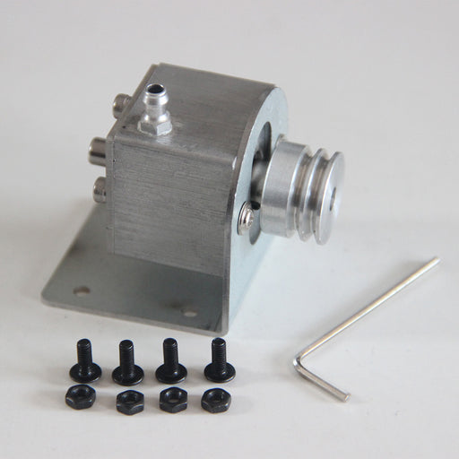 Modified Micro Metal Centrifugal Water Pump Bracket Pipe Accessories for Methanol Engine Model
