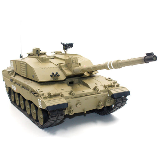 1/16 British Challenger Ⅱ Infrared Main Battle Tank 2.4G Remote Control Model Military Tank - stirlingkit