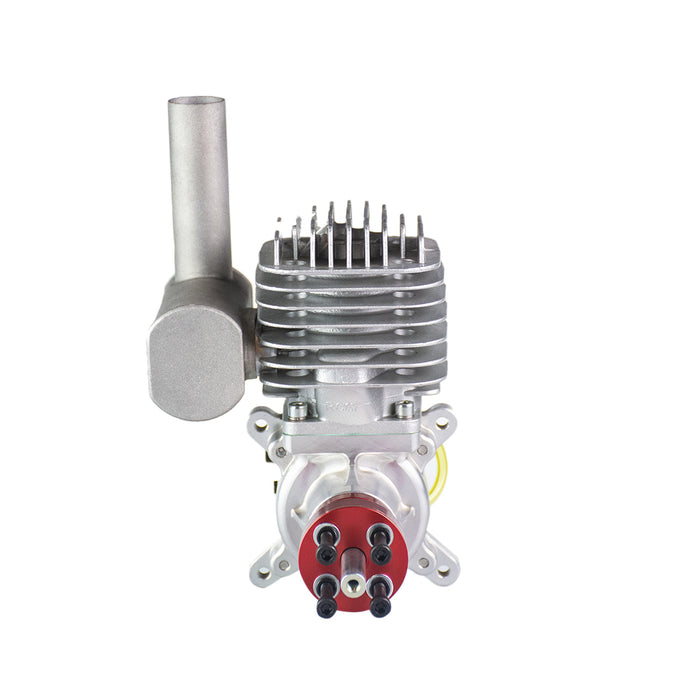RCGF 60cc 6.0HP/8000rpm CNC Fixed Wing Gasoline Engine Air Cooled Single Cylinder 2-stroke RC Engine Airplane - Stirlingkit