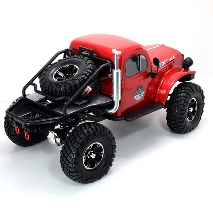 RGT EX86181 CRUSHER 1/10 RTR 2.4G 4WD Electric RC All-terrain Climbing Car Off-road Vehicle - stirlingkit