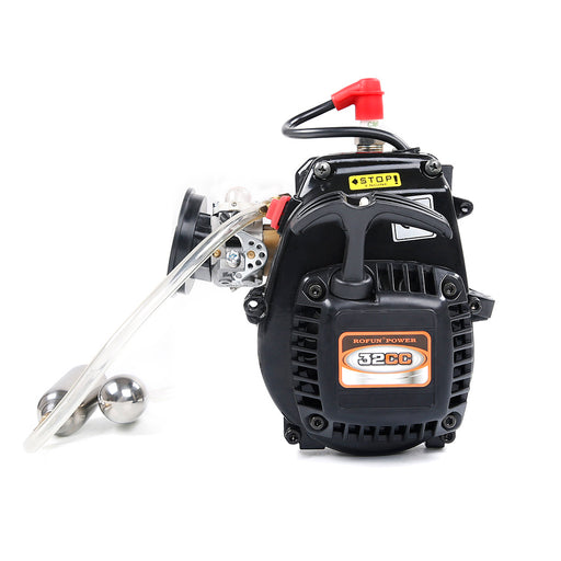 ROFUN Power 32CC Booster Pump Single Cylinder 2-Stroke Gasoline Engine for 1/5 RC Car - stirlingkit