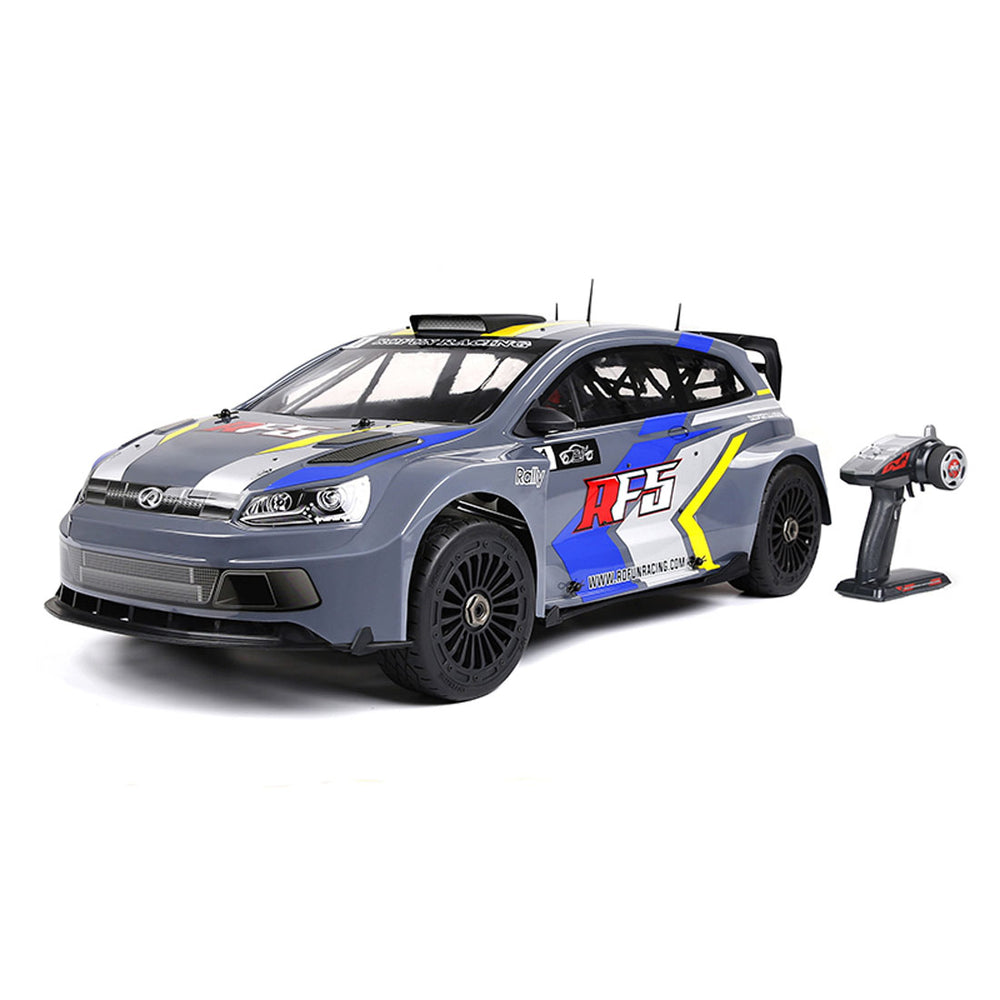 ROFUN RF5B 1/5 4WD Sports Car 2.4G High Speed RC Car with 36cc Gasoline Engine