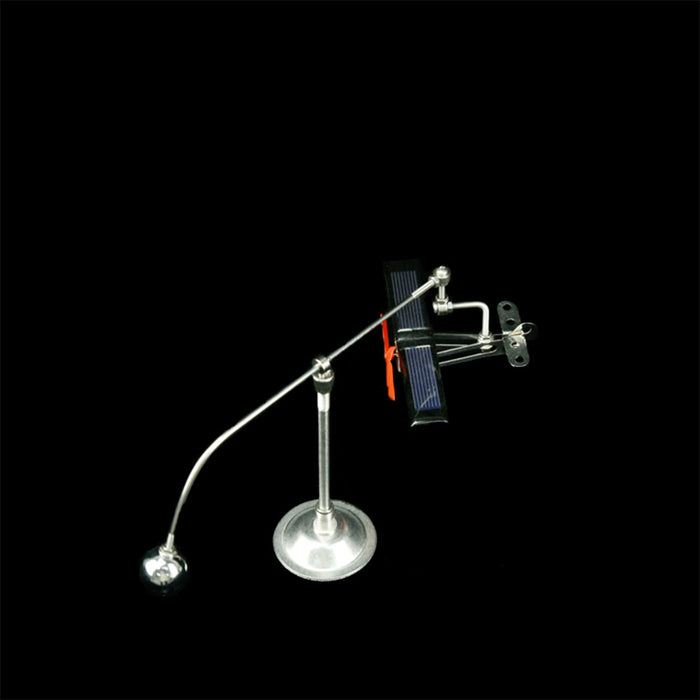 Stark Car Mount Banlance Aircraft Shape Solar Motor Solar Toy - stirlingkit