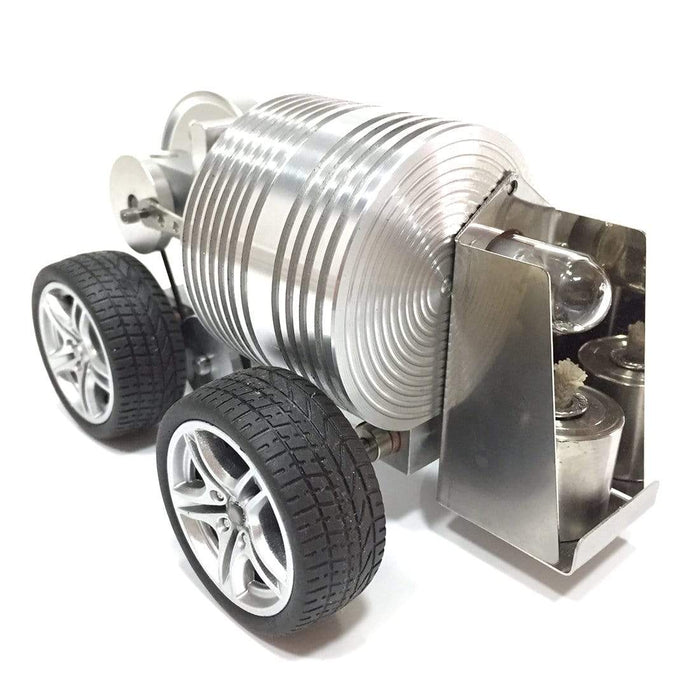 Stirling Engine Car Model Launchable Stirling Motor Model Kit Toys - stirlingkit