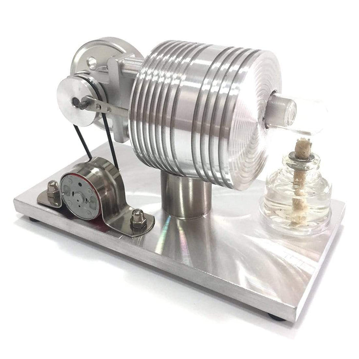 Stirling Engine Kit Launchable All-metal Stirling Micro-external Combustion Engine Model Toy - stirlingkit