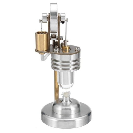 Stirling Engine Kit Micro Vertical Engine Model Engine Scientific Experiments - stirlingkit