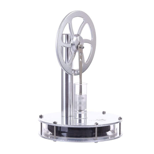 Stirling Engine Model Low Temperature Difference Magnetic Motor Model Kit - stirlingkit