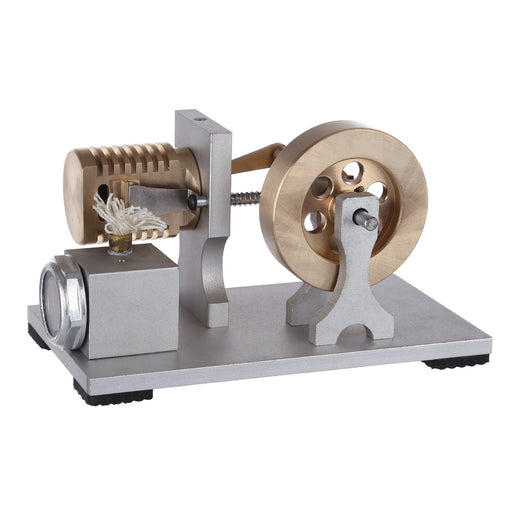 Stirling Engine Model Flame Engine Vacuum Engine Motor Toy Science Education Model Kit Gift Collection - stirlingkit