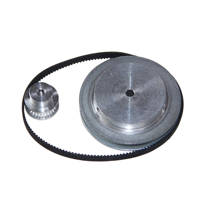 Synchronizing Wheel Short Shaft Belt for Toyan RC Engine Model - stirlingkit