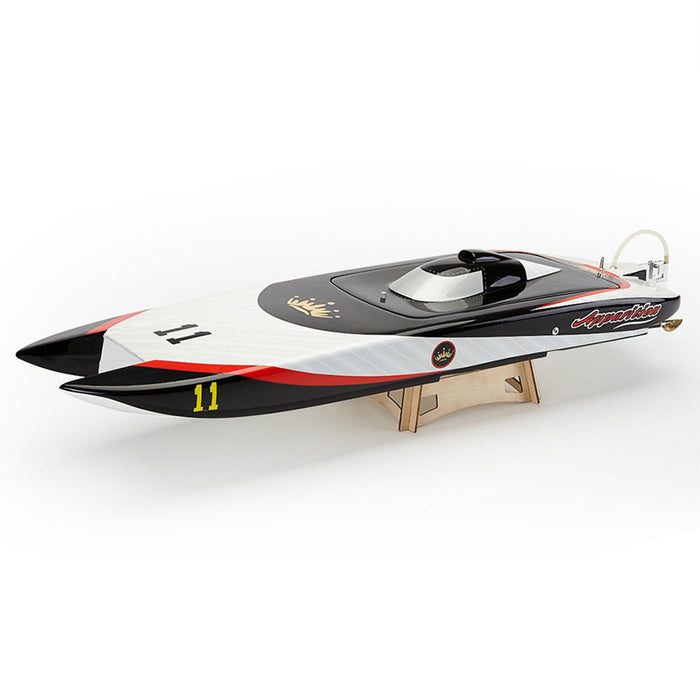 TFL 1107L Apparition CAT Double Motor RC Model Boat ARTR - stirlingkit