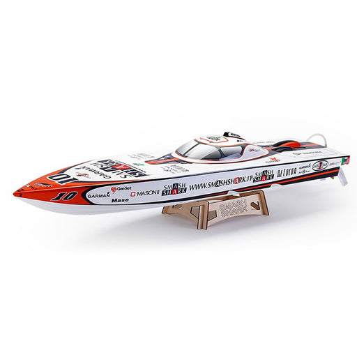 TFL 1125 Brushless V-Hull Water Blaster Fiberglass Racing Electric Boat ARTR