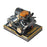 TOYAN Modified One-button Start Single Cylinder 4-stroke Methanol Engine 12V Generator Model - stirlingkit