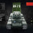 Upgrade 1:16 Soviet KV - 1's Heavy Tank 2.4G  Metal RC Military Tank Model with Sound Smoke Shooting Effect - stirlingkit