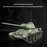 Upgrade 1:16 Soviet WWII T-34 RC Tank Model 2.4G Military Tank - stirlingkit