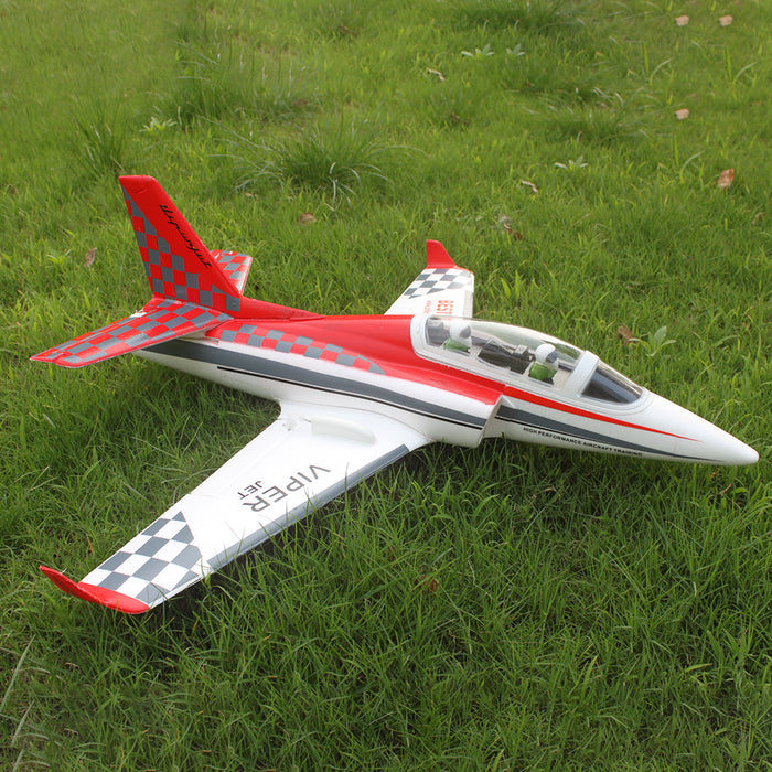 VIPER JET 717mm Wingspan EPO Hand Throwing 11-Blade 50MM Bypass Aircraft Fighter RC Plane PNP - Stirlingkit