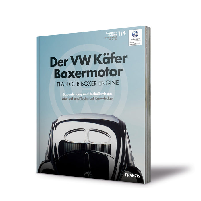 Volkswagen Beetle DIY Simulative Horizontally Opposed Four-cylinder Engine Model Toy