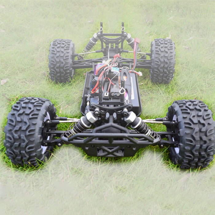 VRX RH1011 SWORD 1/10 4WD 2.4G Brushed RTR Monster Truck RC Car - stirlingkit