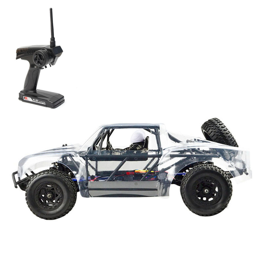 VRX RH1045 OCTANE XL EBL 1/10 4WD 2.4GHz Brushless RTR Short Course High Speed RC Car - stirlingkit
