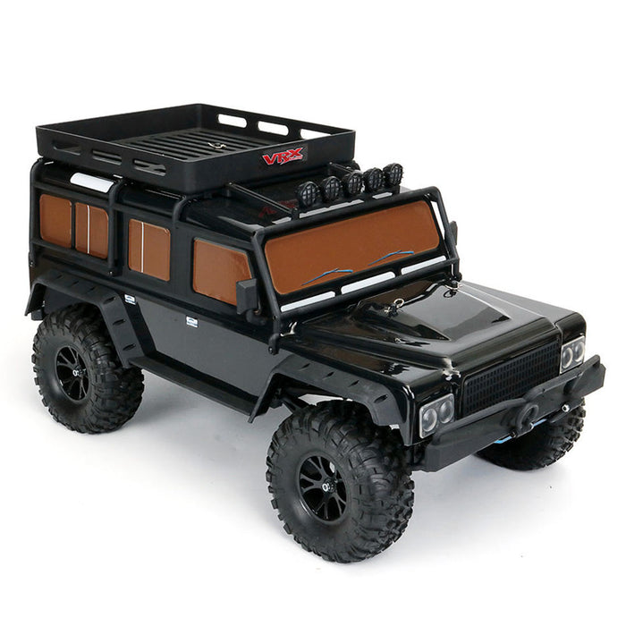 VRX RH1047 BF-4J 1/10 Scale 2.4GHz 4WD Brushed RTR Off-road Truck RC Car - stirlingkit