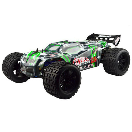 VRX RH818 1/8 4WD High Speed Brushless RTR Buggy COBRA Violence Truck 2.4GHz RC Car - stirlingkit