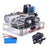 One-key Electric Start VX 18 Single Cylinder 2 Stroke Air-cooled Methanol Engine Generator 12V Upgrade Set - stirlingkit