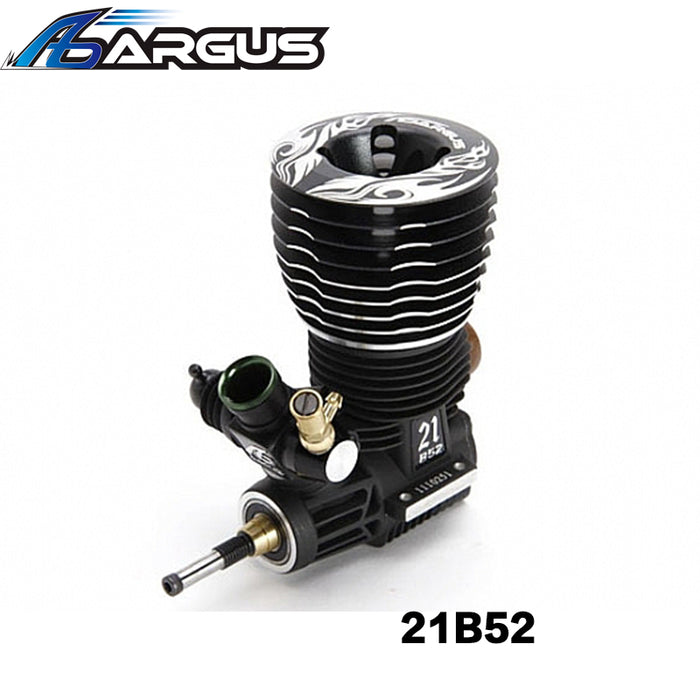 ARGUS-21 B52  5+2P Methanol Engine for Off-road Racing Vehicle - stirlingkit