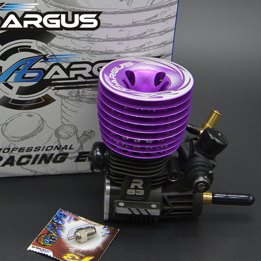 ARGUS-21R83 .21 3P Highway Racing Vehicle Methanol Engine - stirlingkit
