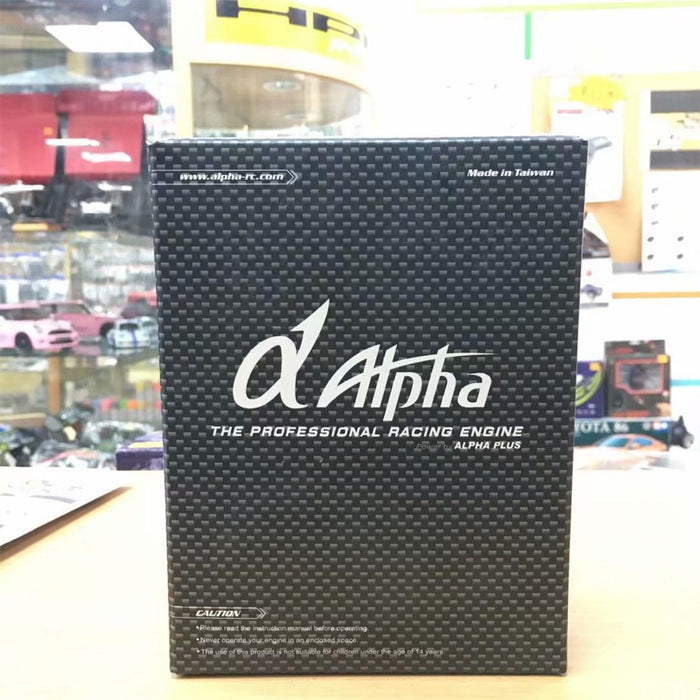 Alpha A872-E03 7+2P Level 21 Methanol Engine for 1/8 Off-road Vehicle - stirlingkit