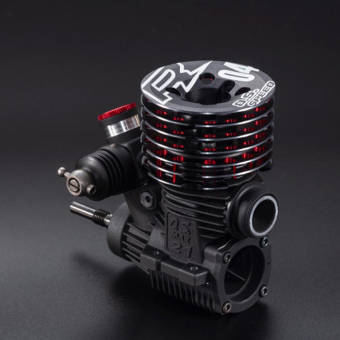 OS SPEED R2104 1/8 On-Road Engine Level 21 3.49cc Methanol Engine - stirlingkit